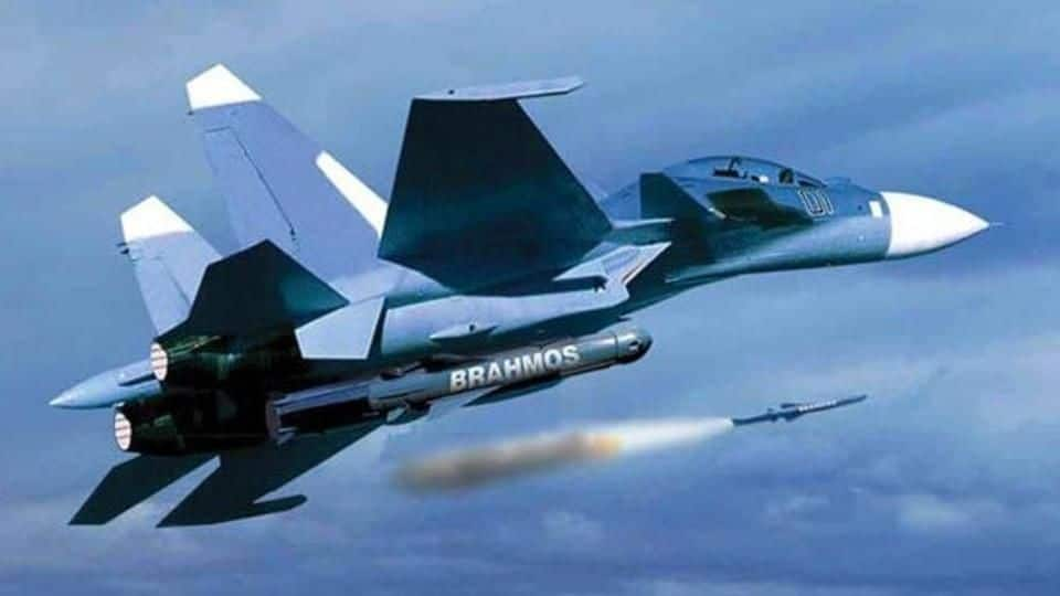 India successfully tests BrahMos missile from IAF Sukhoi-30MKI jet