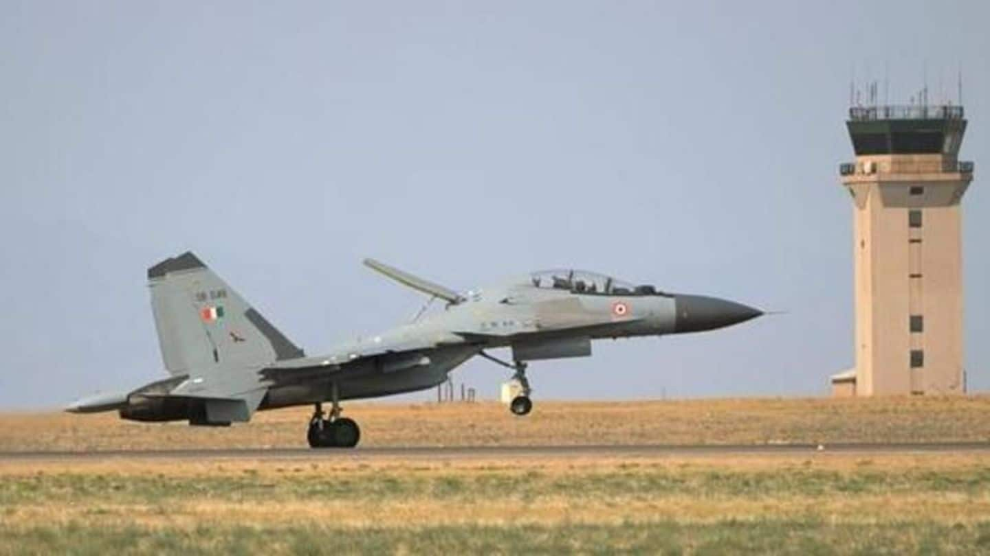 Report: Indian Air Force warplanes have major advantage over China's