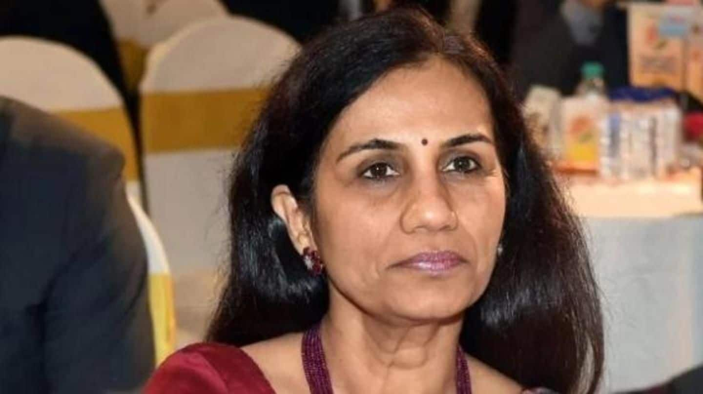Chanda Kochhar probe extends to US, SEC now investigating case