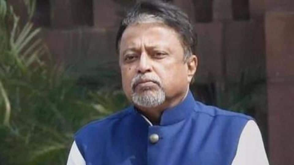 Former TMC leader Mukul Roy joins BJP