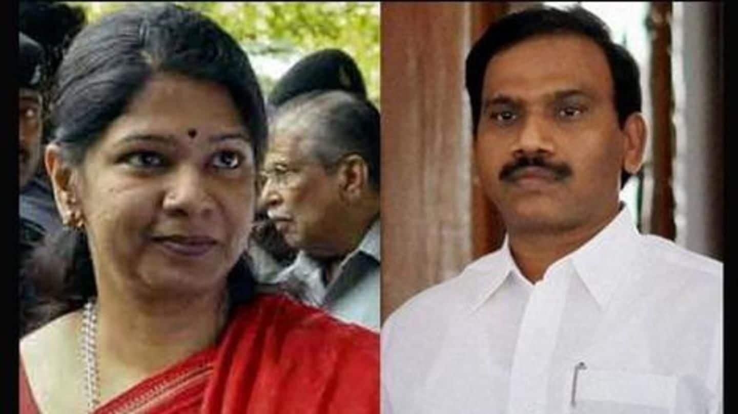 2G scam: CBI challenges acquittal of A Raja, Kanimozhi, others