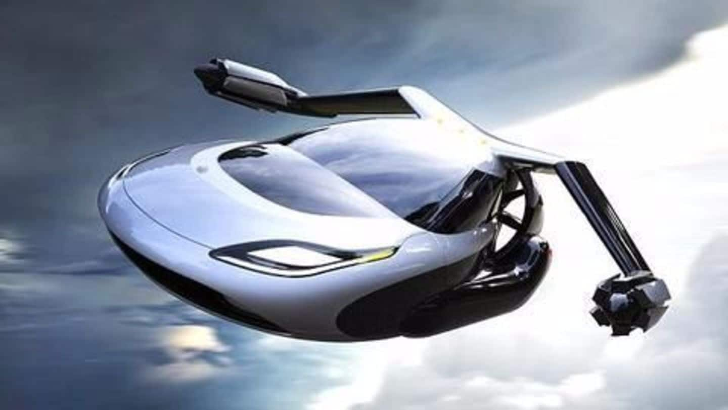 """Uber seeks to test its """"flying cars"""" by 2020"""
