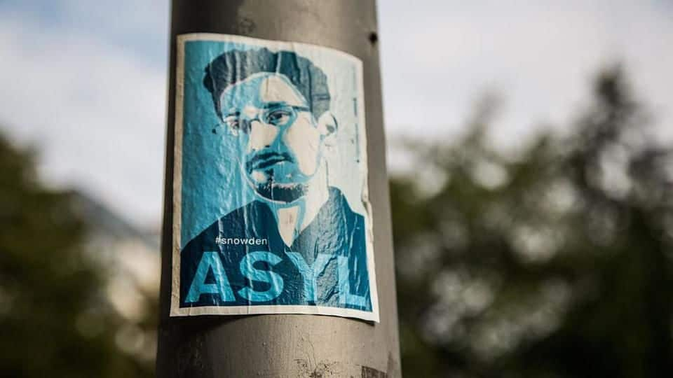 'Irrespective of laws, result is abuse': Snowden on Aadhaar controversy