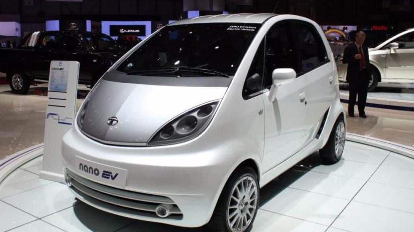 Tata Nano is not dying, Ola comes to the rescue