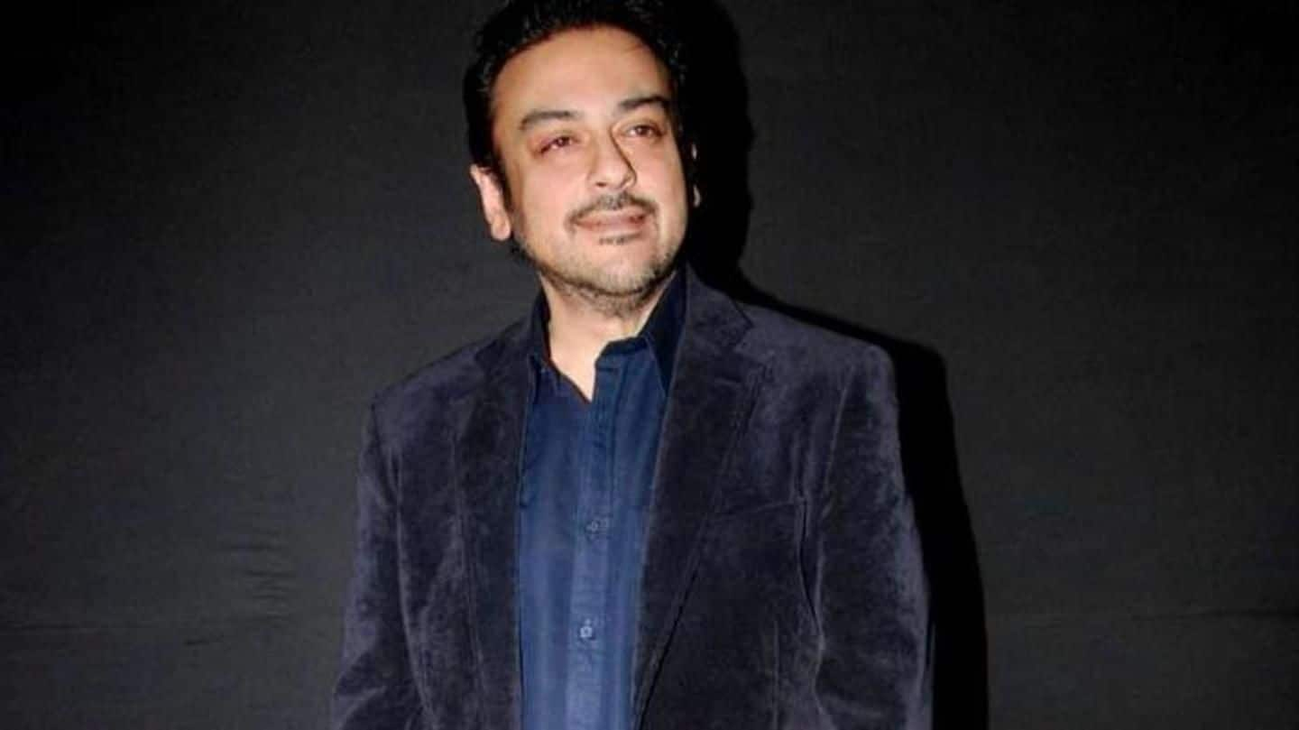 "Adnan Sami's staff allegedly called ""Indian dogs"" at Kuwait Airport"