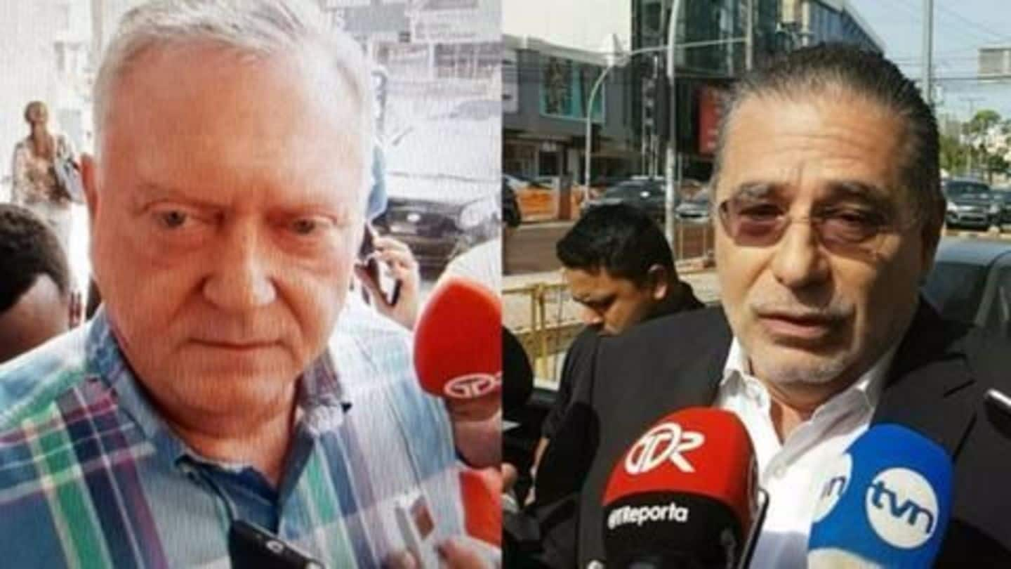 Mossack Fonseca partners of Panamagate get bail in bribery case