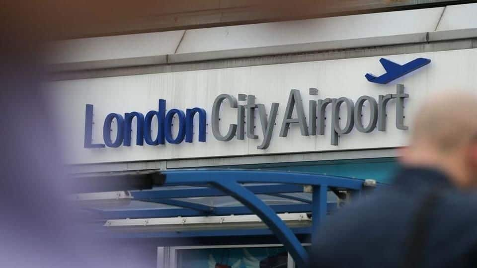 London City Airport shut down after World War-2 bomb discovered