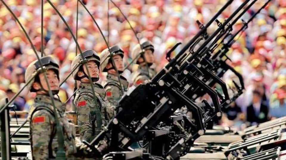 China ups defense spending to 8.1%, fueling global concerns