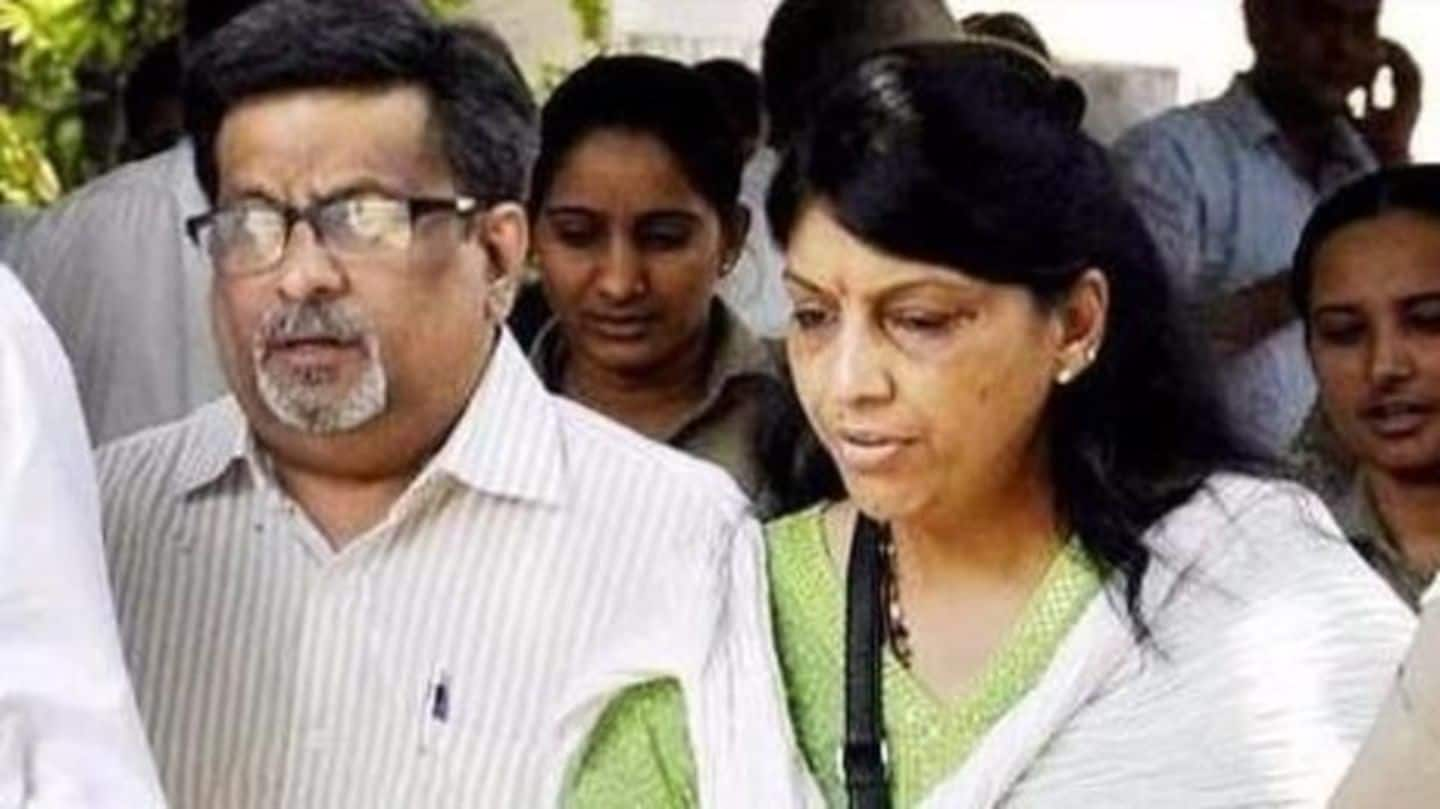 Aarushi murder: Talwars walk out after four years in prison