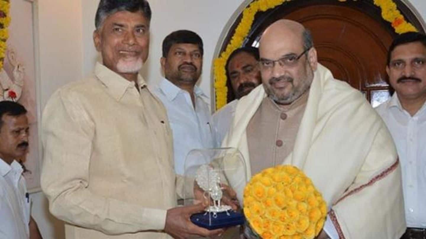 TDP-BJP hit out at each other after falling-out