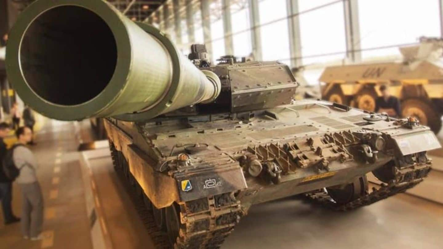 Russia: T-90 tanks fail, India crashes out of military exercise