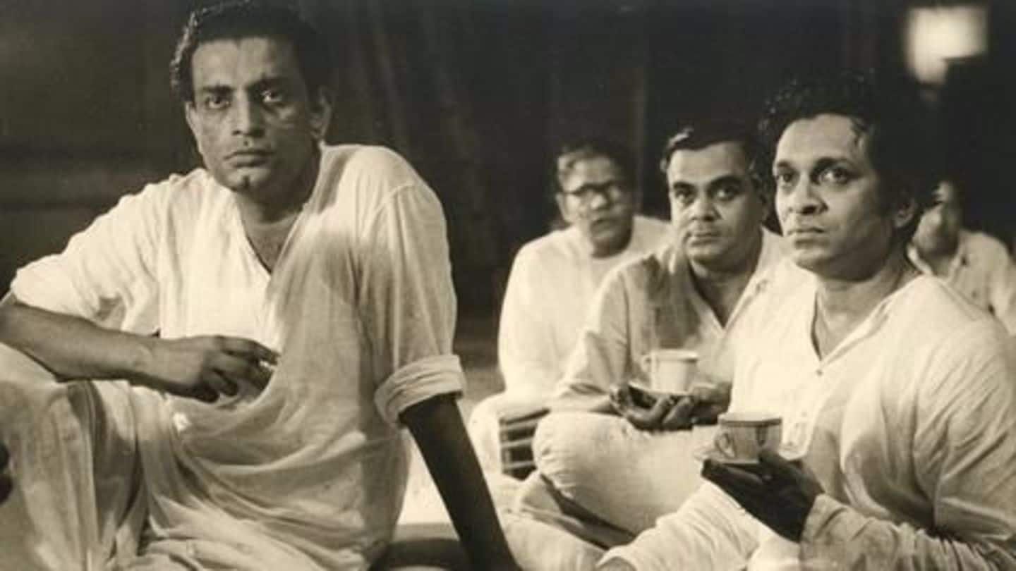 """Revisiting and not """"remembering"""" Satyajit Ray on his birthday"""