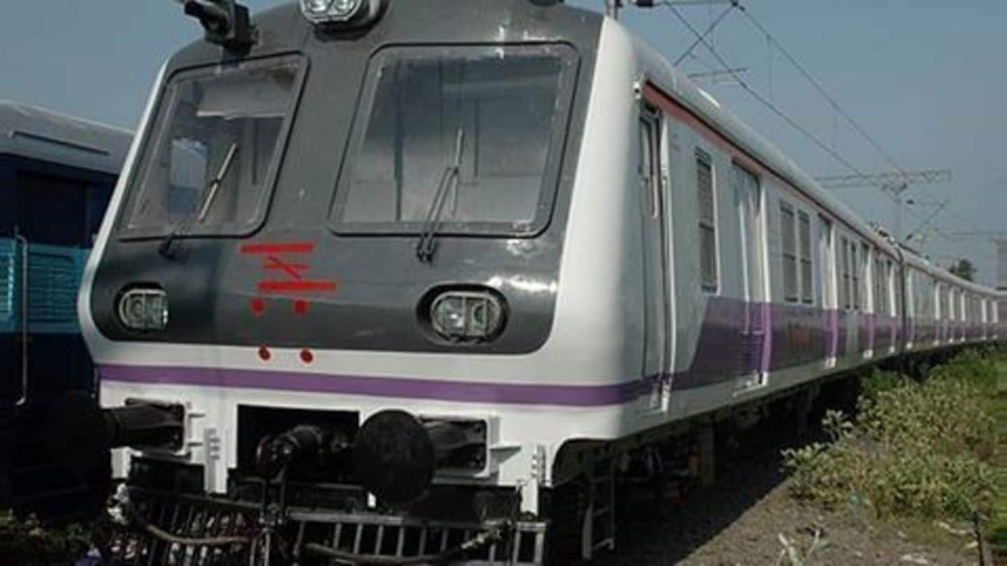 Mumbai local train's status to be available on Google Maps