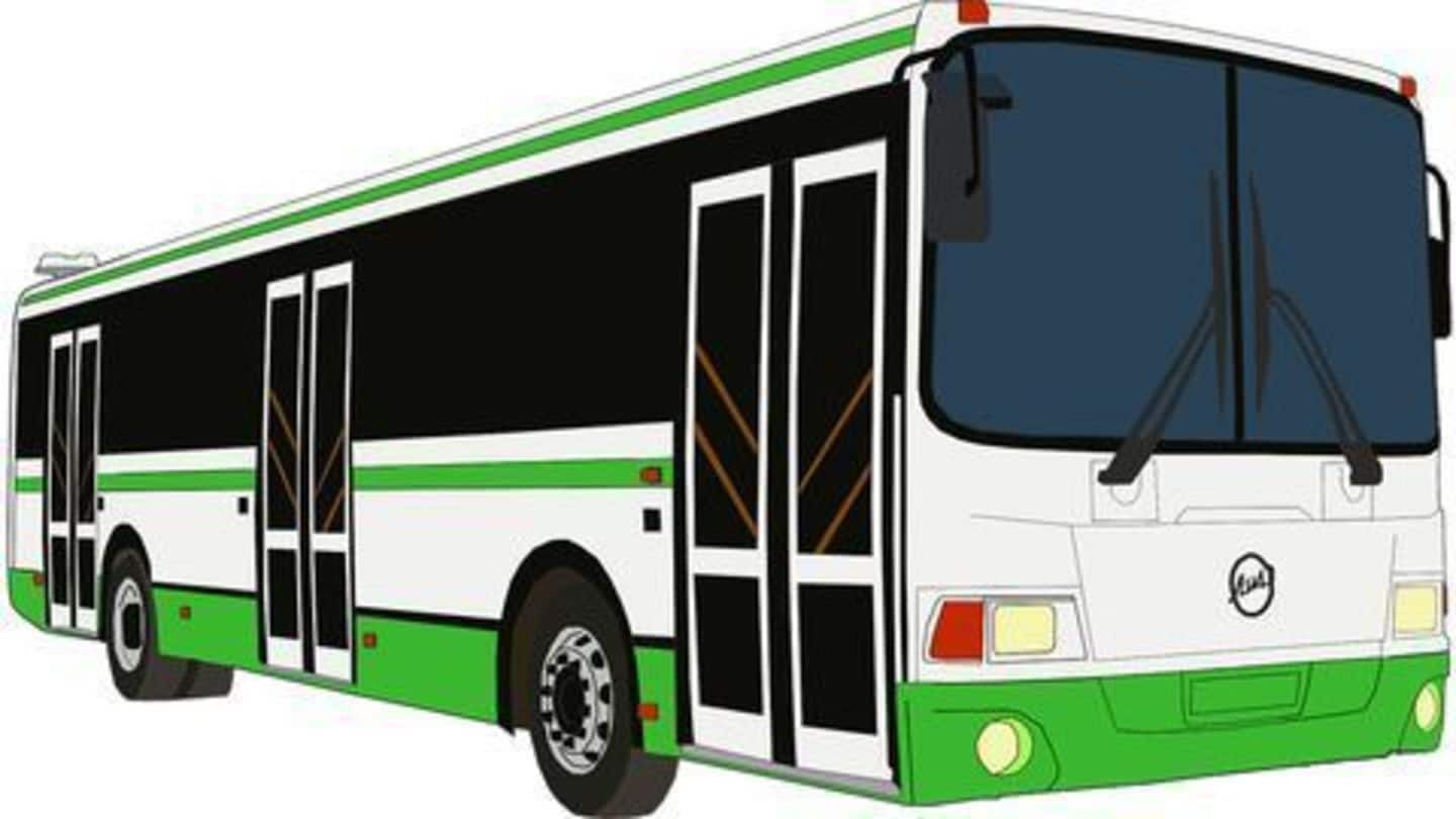 Delhi government to launch 'app-based AC bus service'