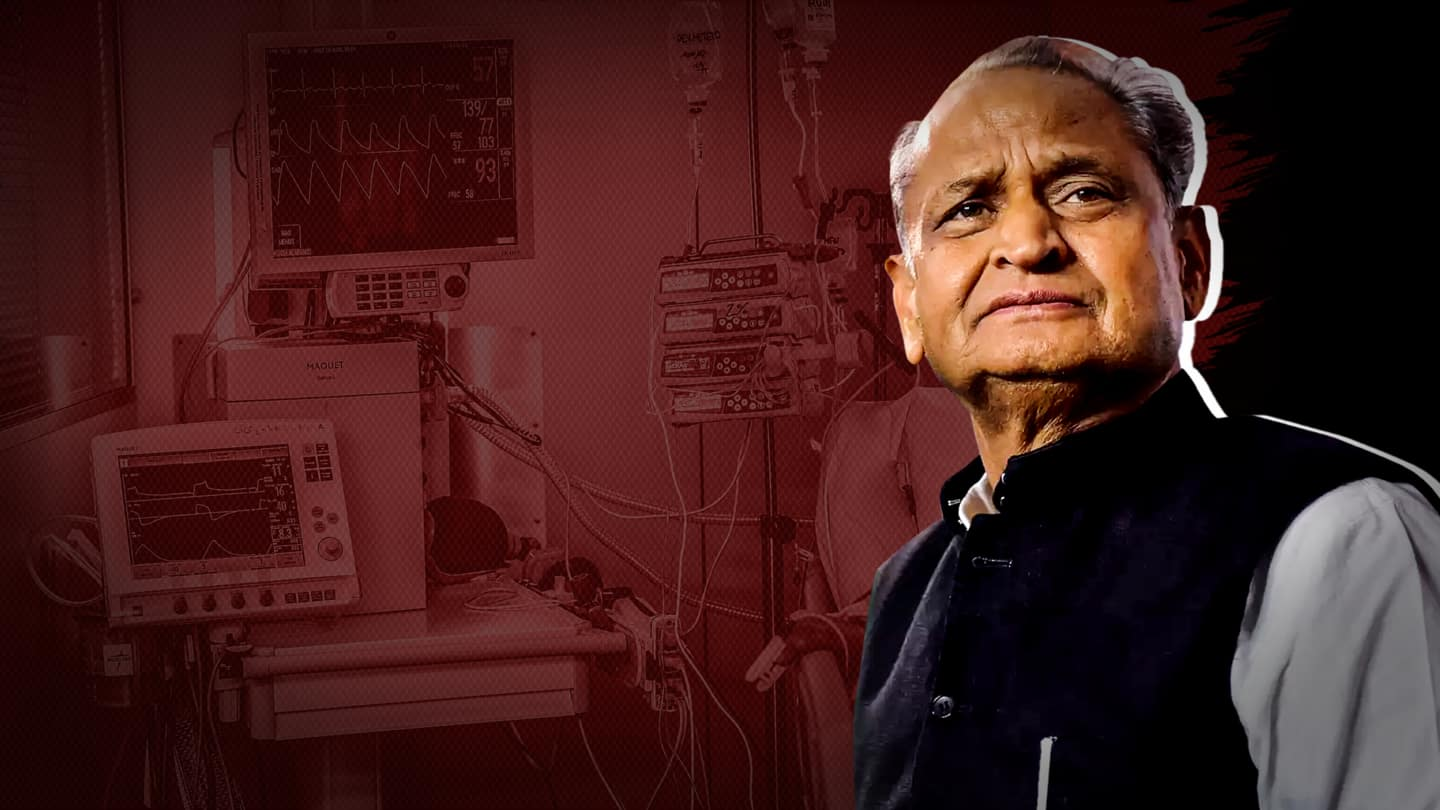Rajasthan alleges ventilators received from Centre under PM-CARES are 'faulty'