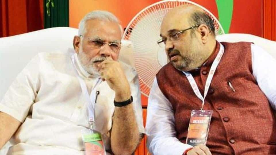2019-LS elections in sight, Modi meets BJP-CMs to take stock