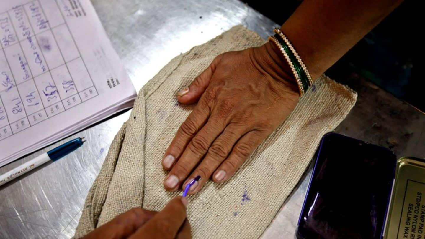 Crucial assembly bypolls for four seats in Delhi, Goa, AP
