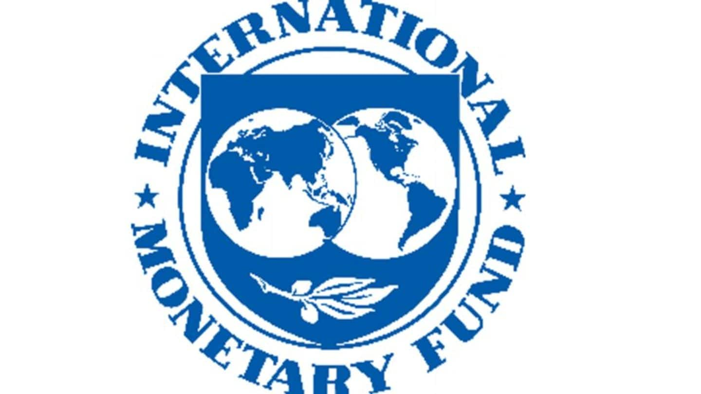 IMF cuts India's growth forecast, but expects a medium-term recovery