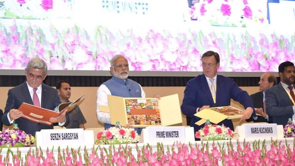 World Food India: Modi lauds India's role in food processing
