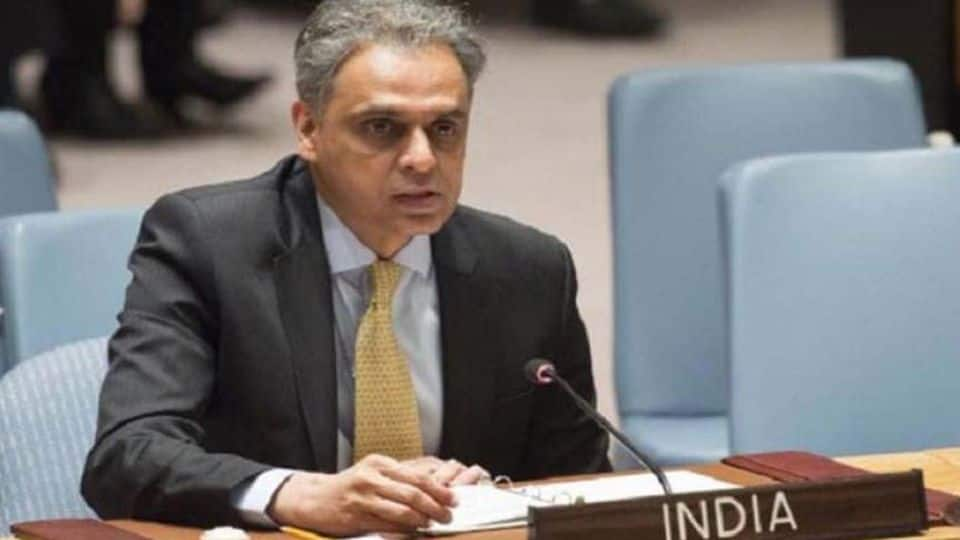 India to Pakistan at UNSC meeting: Change mindset on terrorism