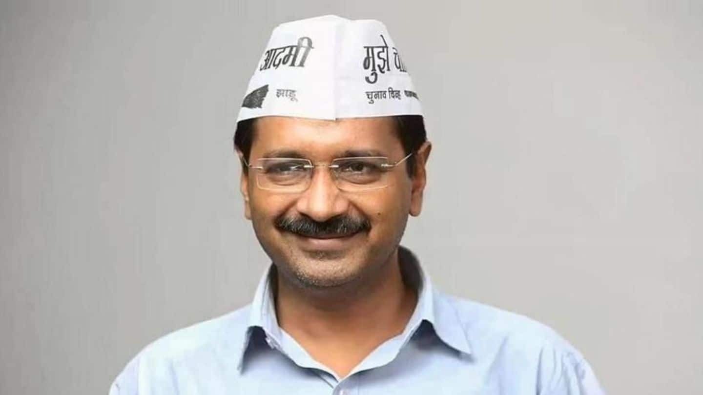 Few hours after Kejriwal's appeal, AAP gets Rs. 18L donation
