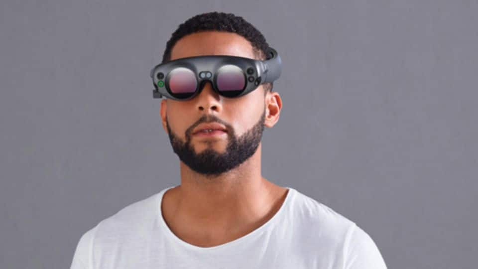 Magic Leap: $2 billion in funding, product still not interesting!