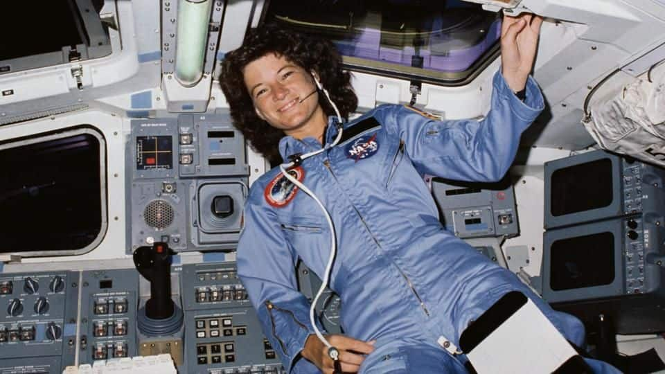 When NASA engineers thought women astronauts needed makeup in space