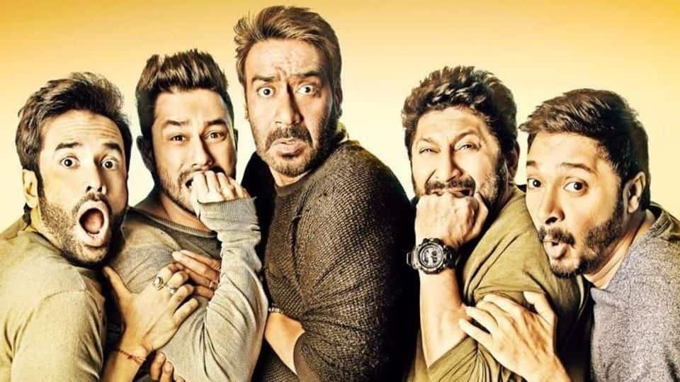 Box Office Collection: Golmaal Again breaks Secret Superstar's record