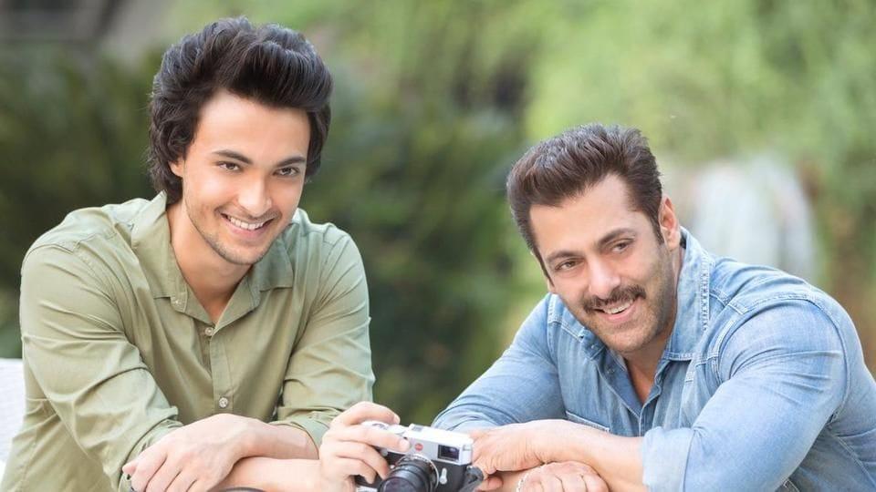 Salman all set to launch Aayush Sharma in 'Loveratri'
