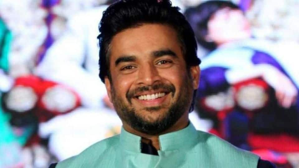 R Madhavan is back and how!