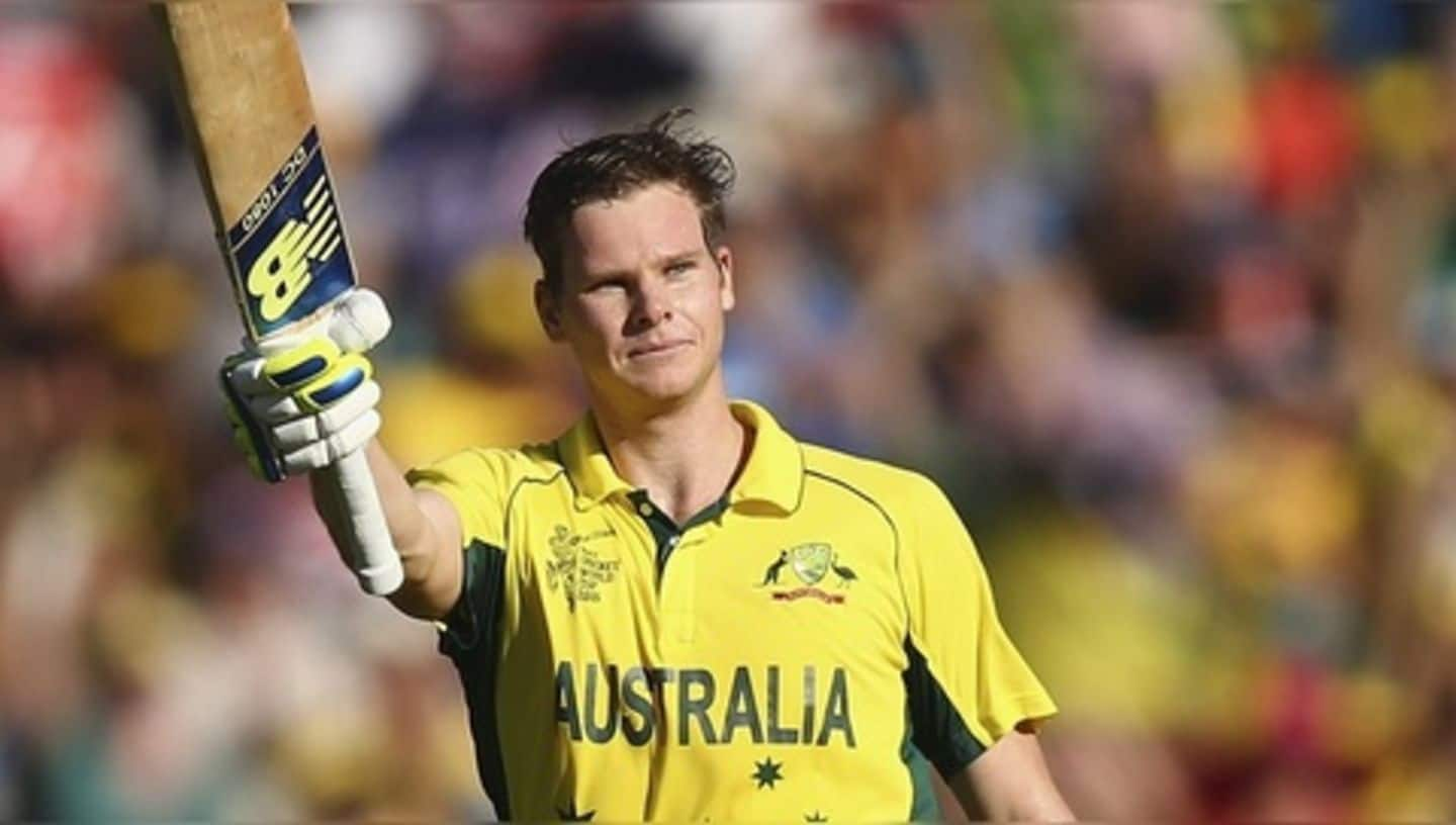 Ball-tampering incident: Steve Smith not to appeal against 12-month ban