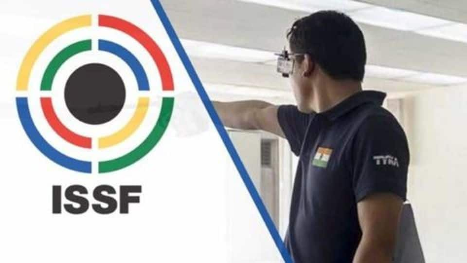 Indian shooters hit the bullseye at ISSF World Cup