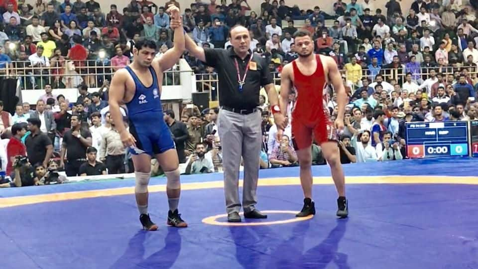Sushil Kumar to lose his CWG spot?