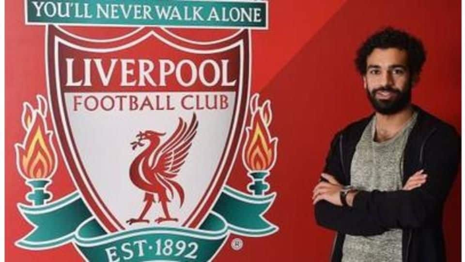 The rise and rise of Liverpool's Mohamed Salah