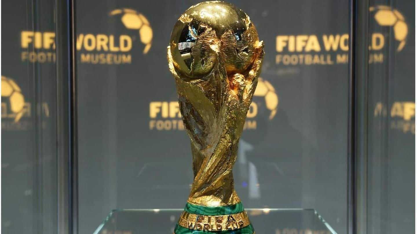 All you need to know about 2018 FIFA World Cup