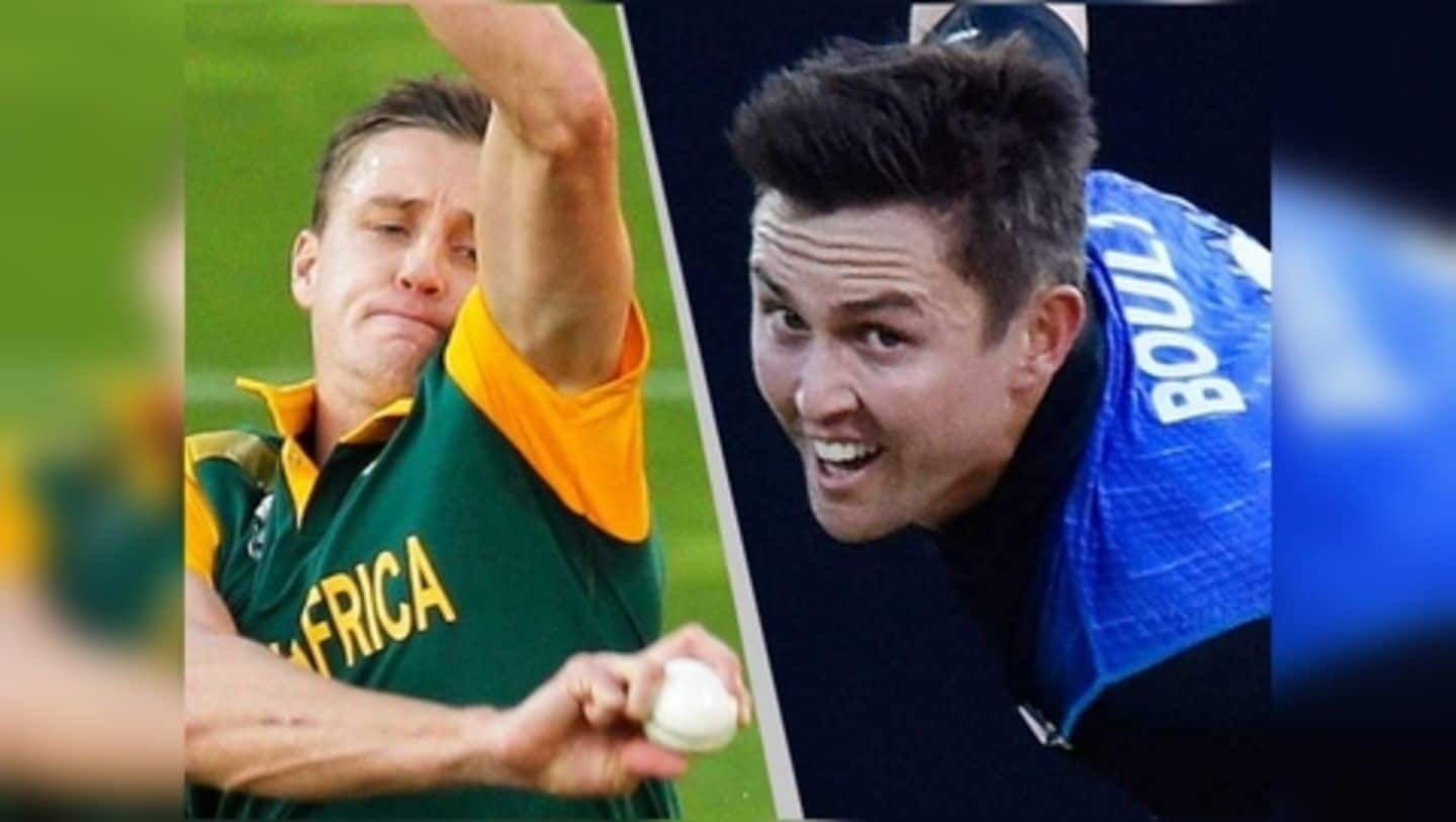 ICC Test Rankings: Boult and Morkel move up 5 spots
