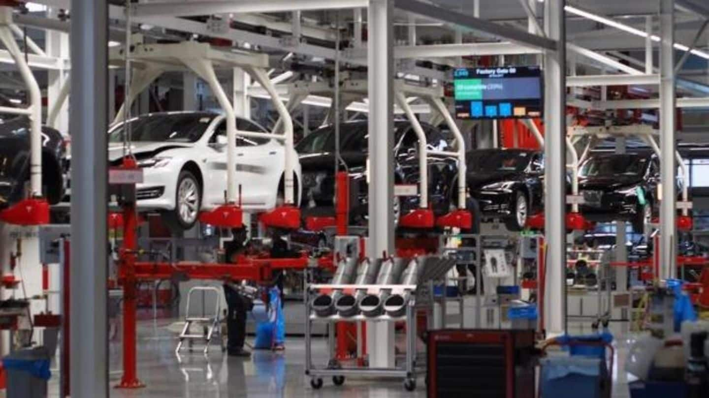 How To Get A Tour Of The Tesla Factory