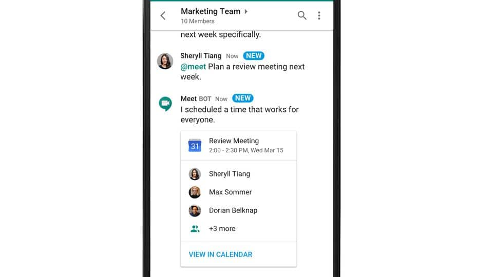 Google is the new Slack: Launches workplace communication tool