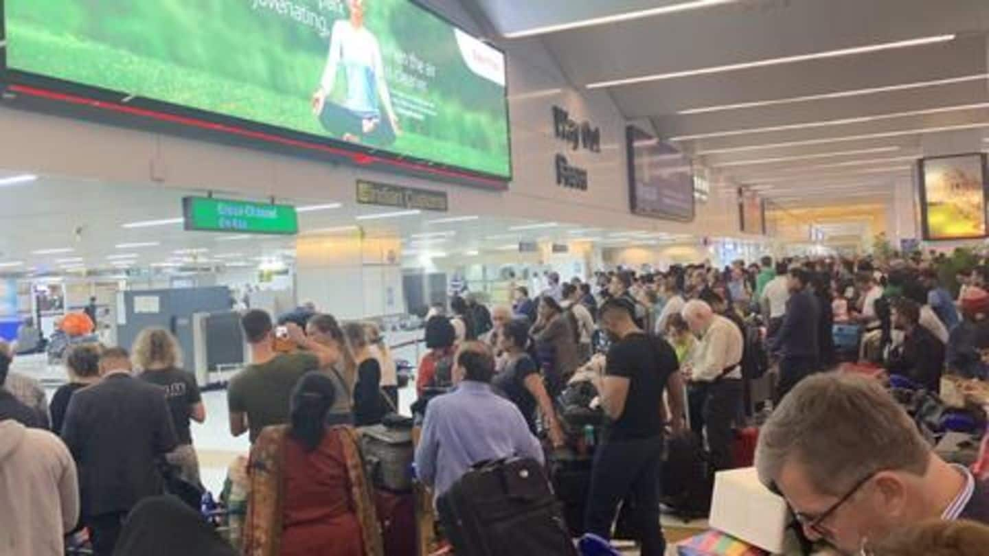 Suspicious bag found at Delhi Airport, reportedly contained RDX