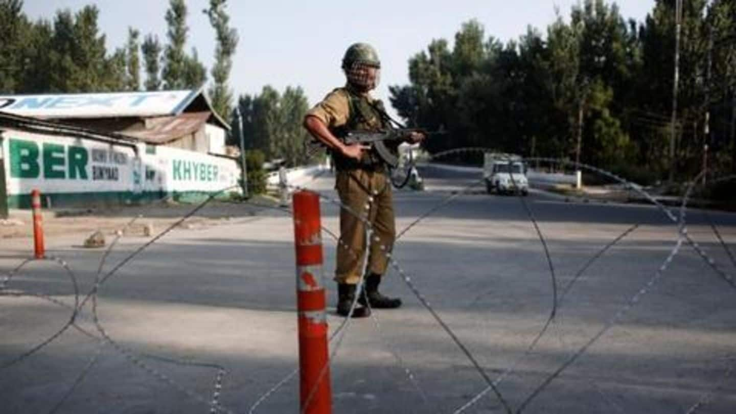 US says it supports India, but is concerned about Kashmir