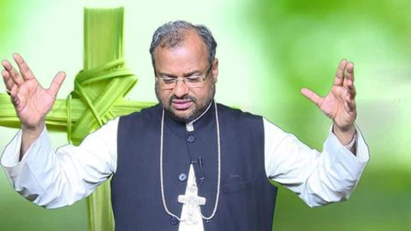 Mulakkal kissed me: Another nun levels allegations against rape-accused Bishop