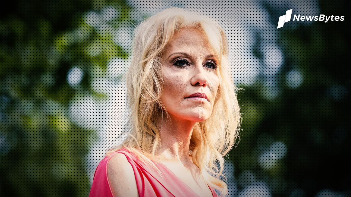 US: Kellyanne Conway, Trump's long-time aide, is quitting White House