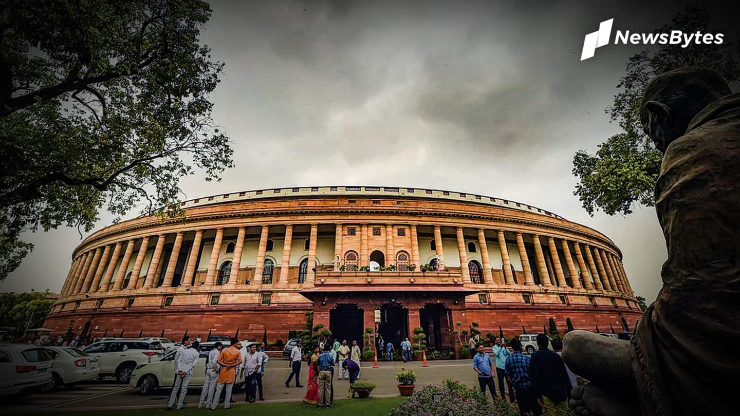 Opposition tears into Centre over farm reforms; Lok Sabha adjourned