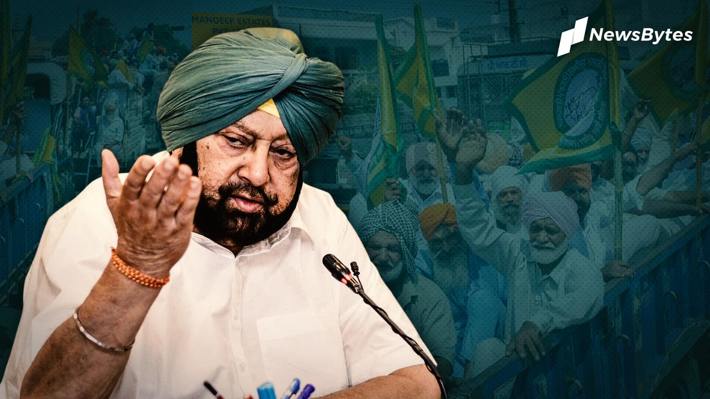 Punjab government introduces resolution against Centre's farm laws