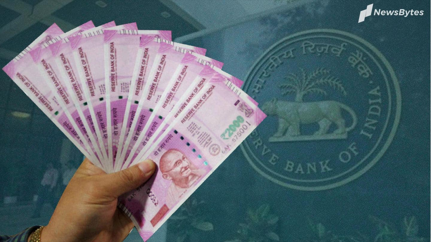 Four years after demonetization, cash in system at all-time high