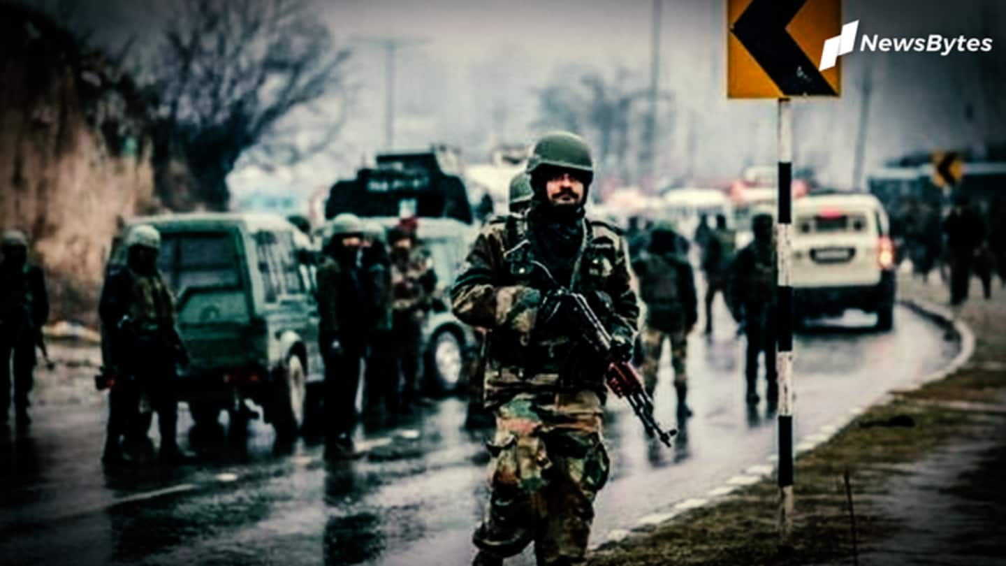 Pakistan's spy agency ISI and JeM planned Pulwama attack: NIA