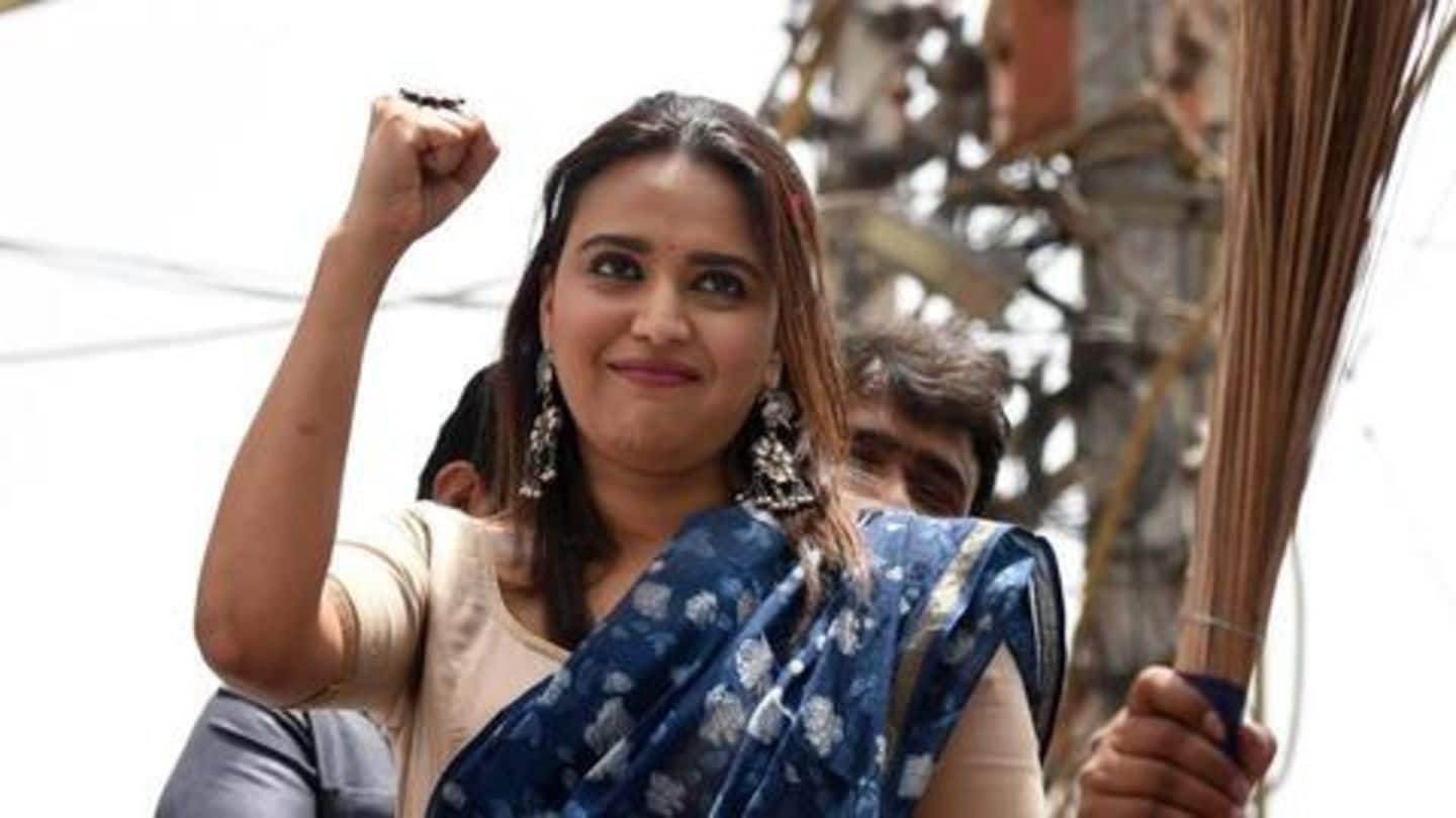 Lok Sabha Elections were disastrous for actress Swara: Here's why