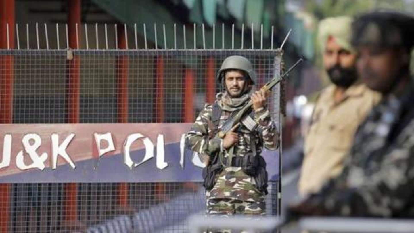 J&K: Politicians detained at MLA hostel to be released