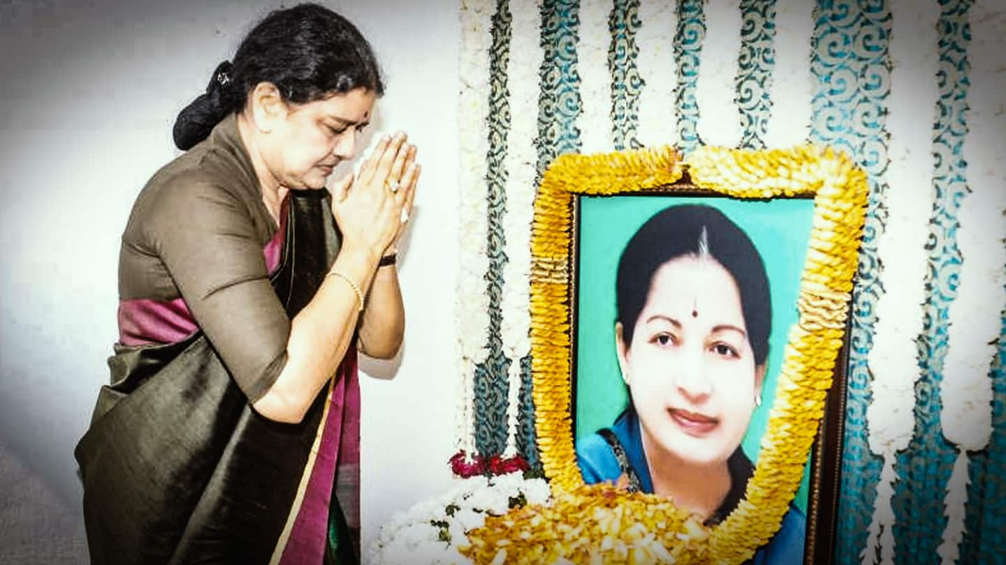 Jayalalithaa's aide Sasikala released from prison after four years