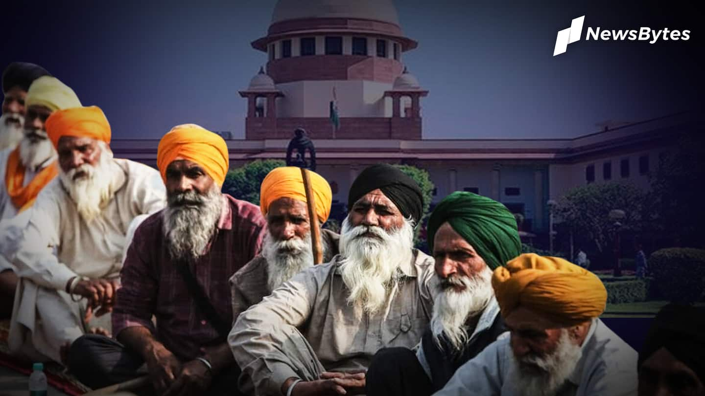Big blow for Centre: SC stays implementation of farm laws